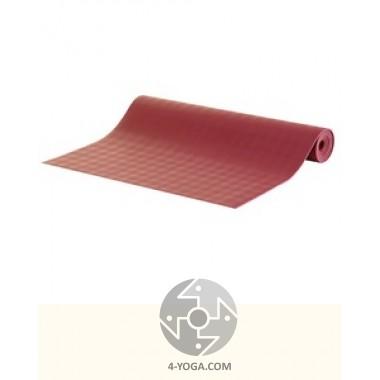 """Каучуковый коврик для йоги """"ЭкоПро"""" 60см*185см* 4мм, Бодхи, Германия"""