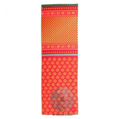 Йога полотенце Safari Sari 61см*183см*1мм (500 гр), Бодхи фото