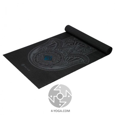Коврик для йоги The Leah Duncan Hamsa Yoga Mat 183см*61см*6мм, США