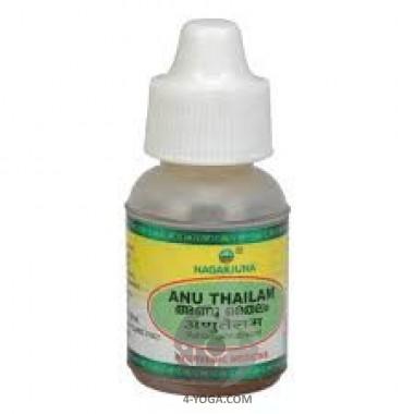 Ану таил - масло-капли для носа, Нагарджуна, Индия,10 мл