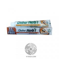 Зубная паста Гвоздика (Clove), Дабур, 100 г