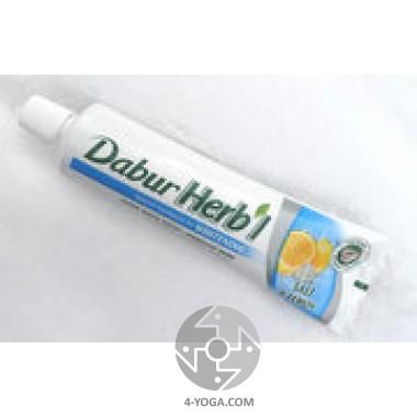 """Зубная паста """"Соль и Лимон"""", Дабур, 80г"""