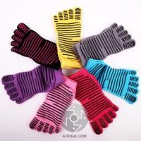 Носки для йоги, Китай