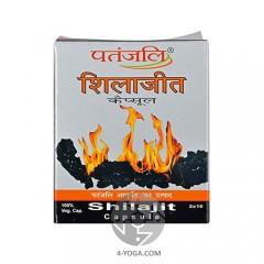 Мумиё Шиладжит (Shilajit ) , Патанджали, Индия, 20 капс