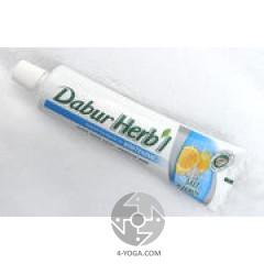 Зубная паста Соль и Лимон(Salt&Lemon), Дабур, 80г