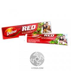 Зубная паста Ред (Red) , Дабур, 200г