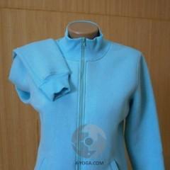 Женская куртка Джагарт NEW, голубой