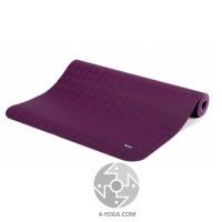 Каучуковый йога мат ЭкоПро (EcoPro) 60см*185см* 4мм, Бодхи