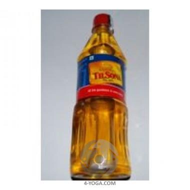 """Кунжутное масло,  """"TilSona"""" Индия. 250 ml"""