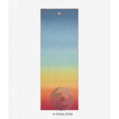 Йога полотенце Тафари 61см*172см* 1мм (550г), Мандука, США-Корея