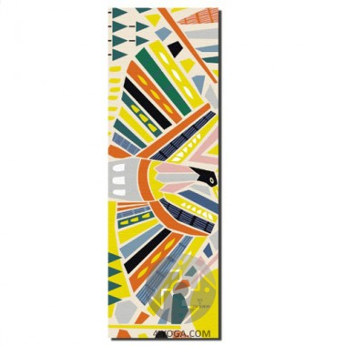 Коврик для йоги The Leah Duncan Bird Yoga Mat 183см*61см*6мм, США фото