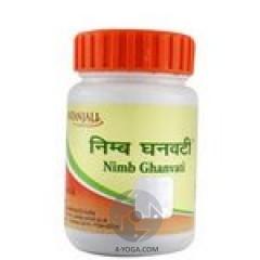 Ним (Neem), Патанджали, Индия, 80 таб