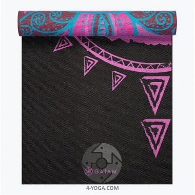 Коврик для йоги BE FREE REVERSIBLE YOGA MAT 173см*61см*5мм, США