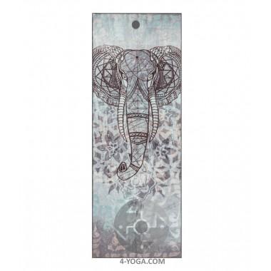 Йога полотенце Стабилити 61см*172см* 1мм (550г), Мандука, США-Корея