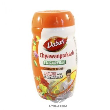 Чаванпраш без сахара, Дабур, Индия, 500 г фото