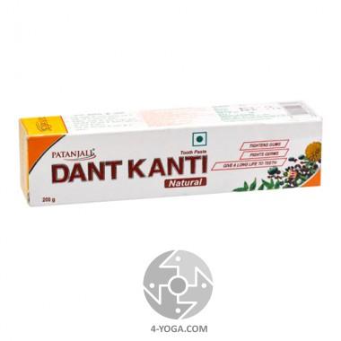 Зубная паста Дант Канти (Dant Kanti) , Патанджали, 200г фото