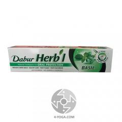 Зубная паста Базилик (Basil), Дабур, 100 г