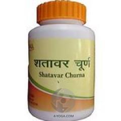Шатавари чурна (Shatavari churna) , Патанджали, Индия, 100 г