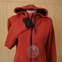 Куртка Джаграт new, красный