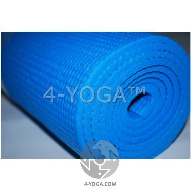 """Коврик для йоги """"ПРАКТИКА"""" 60см*173см*5 мм, Китай"""