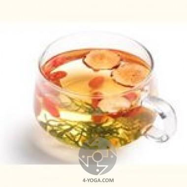 """Чай """"Загадка востока"""" с ягодами годжи, 100г фото"""
