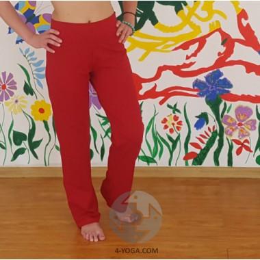 Штаны для йоги Pink