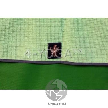 """Легкий коврик для йоги """"ГАНЕША"""", 60 см*170 см*1 мм, Тайвань (630 гр)"""