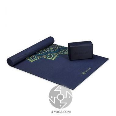 Набор для йоги CUSHION & SUPPORT YOGA KIT, Gaiam, США фото