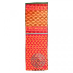 Йога полотенце (Йога-пад) Safari Sari 61см*183см*1мм (500 гр), Бодхи