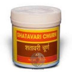 Шатавари чурна  (Shatavari Churna), Вьяс Фармасьютикалс, 100г