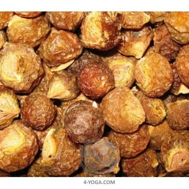 Порошок мыльного ореха (reetha), растительный шампунь, Индия, 100г Другие