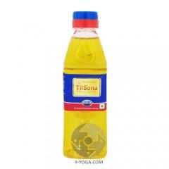 Масло кунжутное TilSona, Индия, 200 мл