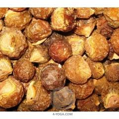 Порошок мыльного ореха (reetha), растительный шампунь, Индия, 100г
