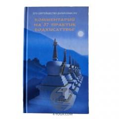 "Комментарий Далай-ламы XIV на ""37 практик Бодхисаттвы"""