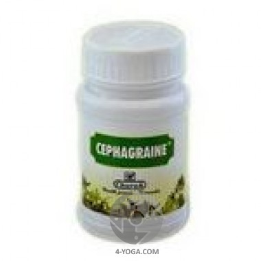 Сефагрейн от головных болей и синуситов, Чарак, Индия, 40 таб