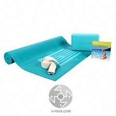 Набор для йоги YOGA BEGINNERS KIT, Gaiam, США