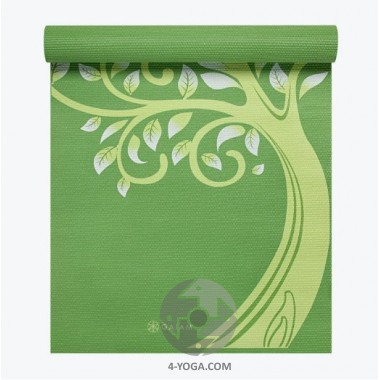 Коврик для йоги TREE OF WISDOM MAT 173см*61см*3мм, США фото