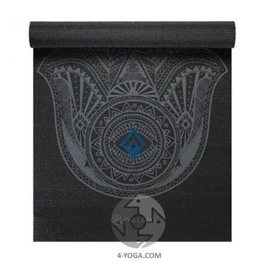 Коврик для йоги HAMSA YOGA MAT 173см*61см*4мм, США фото