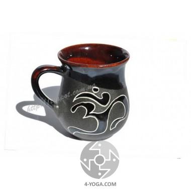 Чашка керамическая ОМ, 250 мл, Украина