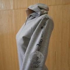 Женская куртка VAYURASANA, меланж