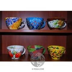 Чашка ручной работы Симпатико, 250 мл, Украина