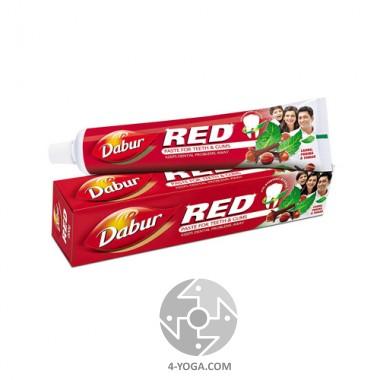 Зубная паста Ред (Red) , Дабур, 100 гр. фото