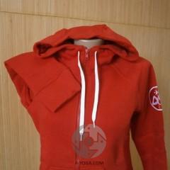 Куртка Джаграт красный