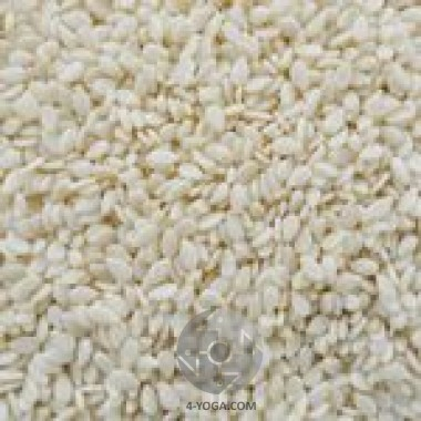 Кунжут белый, 100г, Индия