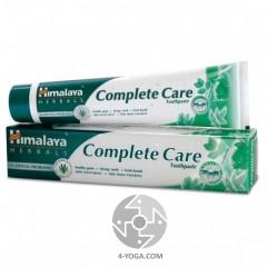 Травяная зубная паста Полный уход (Complete care) , Гималаи, 75г