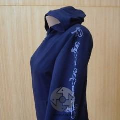 Женская куртка VAYURASANA, синяя