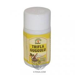 Трифала Гуггул (Trifla guggul),  Дабур,  Индия, 40 табл