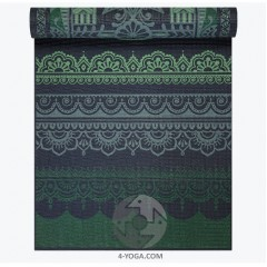 Коврик для йоги REVERSIBLE BOHO FOLK YOGA MAT 173см*61см*5мм, США