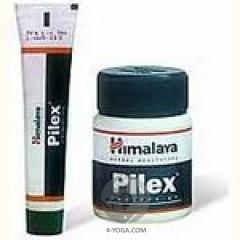 Пайлекс таблетки (Pilex), Гималаи, Индия, 60 таб