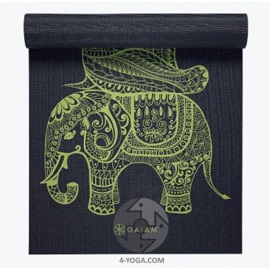 Коврик для йоги PREMIUM TRIBAL WISDOM YOGA MAT 173см*61см*5мм, США